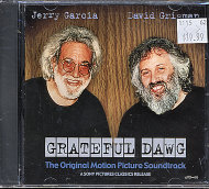 Jerry Garcia & David Grisman CD