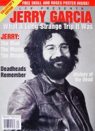 Jerry Garcia Vol. 1 No. 9 Magazine
