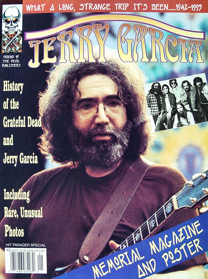 jerry garcia essay Essay the grateful dead i have chosen to do my report on the grateful dead they jerry garcia, died and the band dissolved.