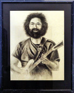Jerry Garcia Original Art