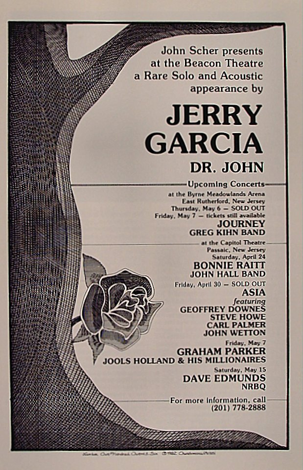 Jerry Garcia Program