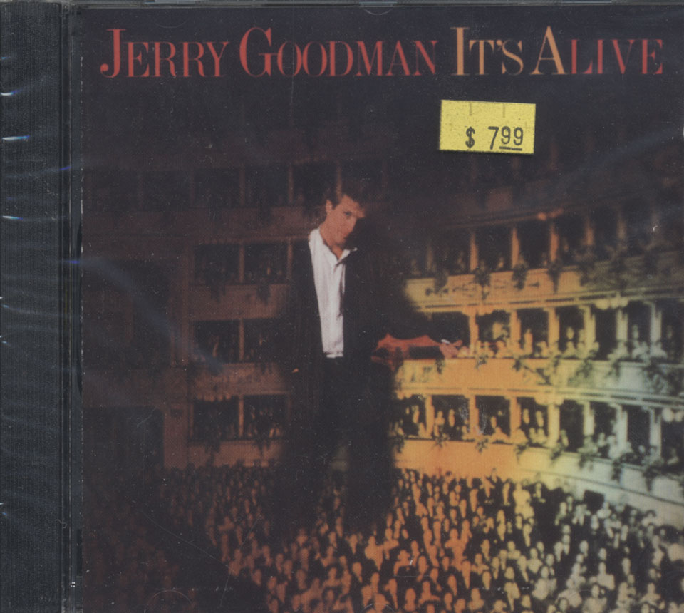 Jerry Goodman CD