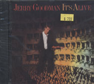Jerry Goodman CD