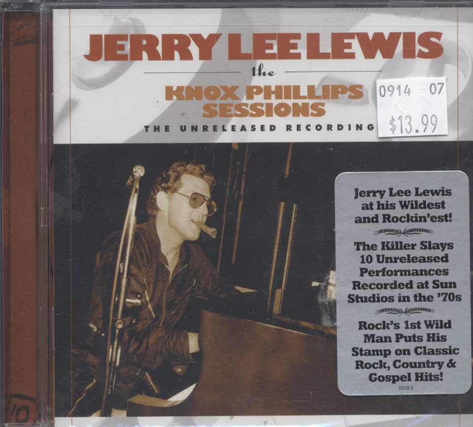 Jerry Lee Lewis CD