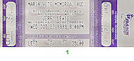 Jerry Lewis Vintage Ticket