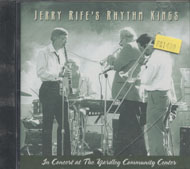Jerry Rife's Rhythm Kings CD