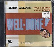 Jerry Weldon CD