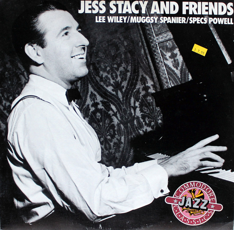"Jess Stacy And Friends Vinyl 12"" (Used)"