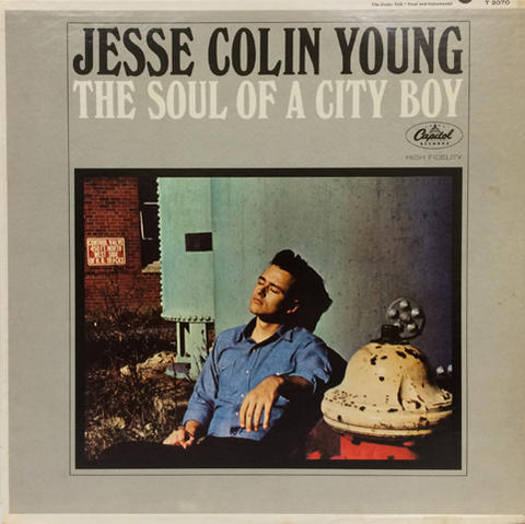 "Jesse Colin Young Vinyl 12"" (Used)"