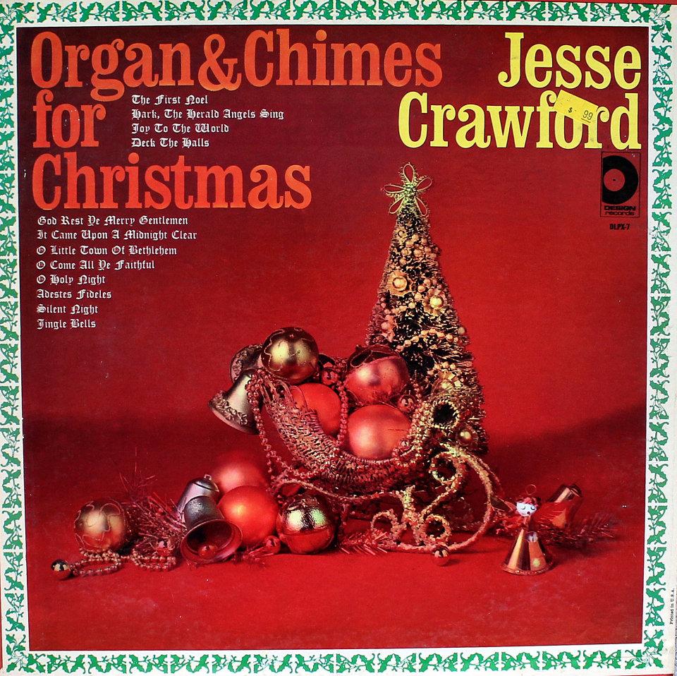 "Jesse Crawford Vinyl 12"" (Used)"