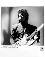 Jesse Johnson Promo Print