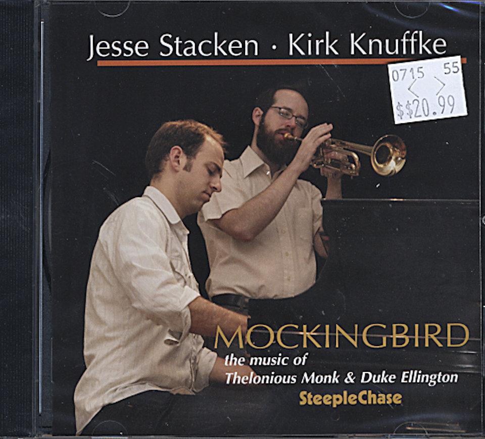Jesse Stacken / Kirk Knuffke CD