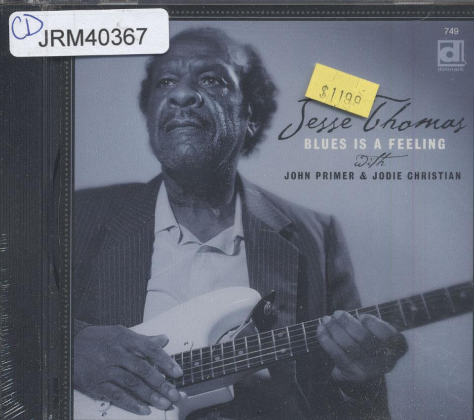 Jesse Thomas CD
