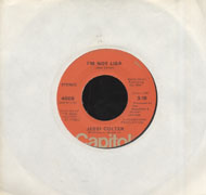 "Jessi Colter Vinyl 7"" (Used)"