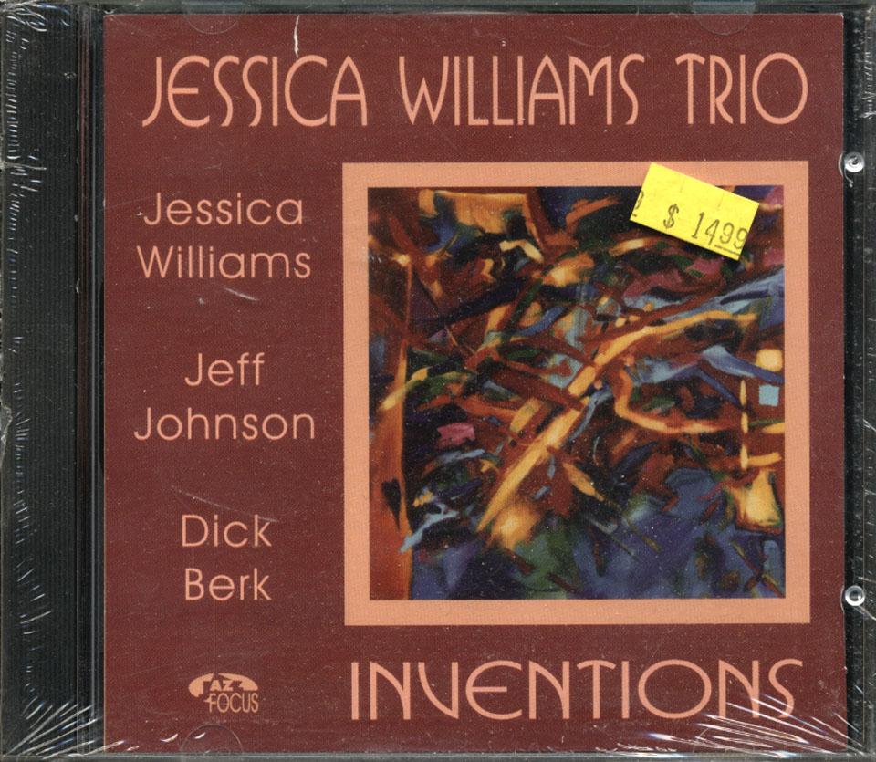 Jessica Williams Trio CD