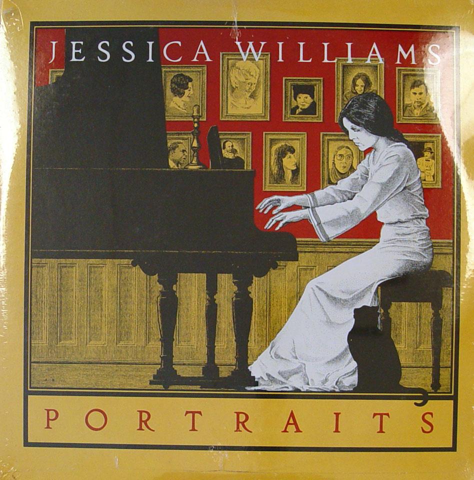 "Jessica Williams Vinyl 12"" (New)"