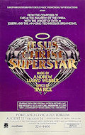 Jesus Christ Superstart Poster