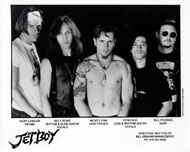 Jetboy Promo Print