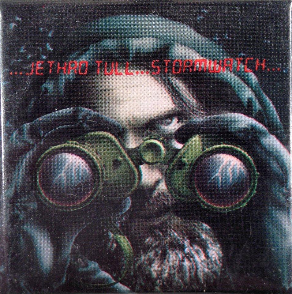 Jethro Tull Pin