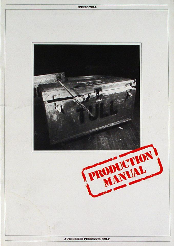 Jethro Tull Program