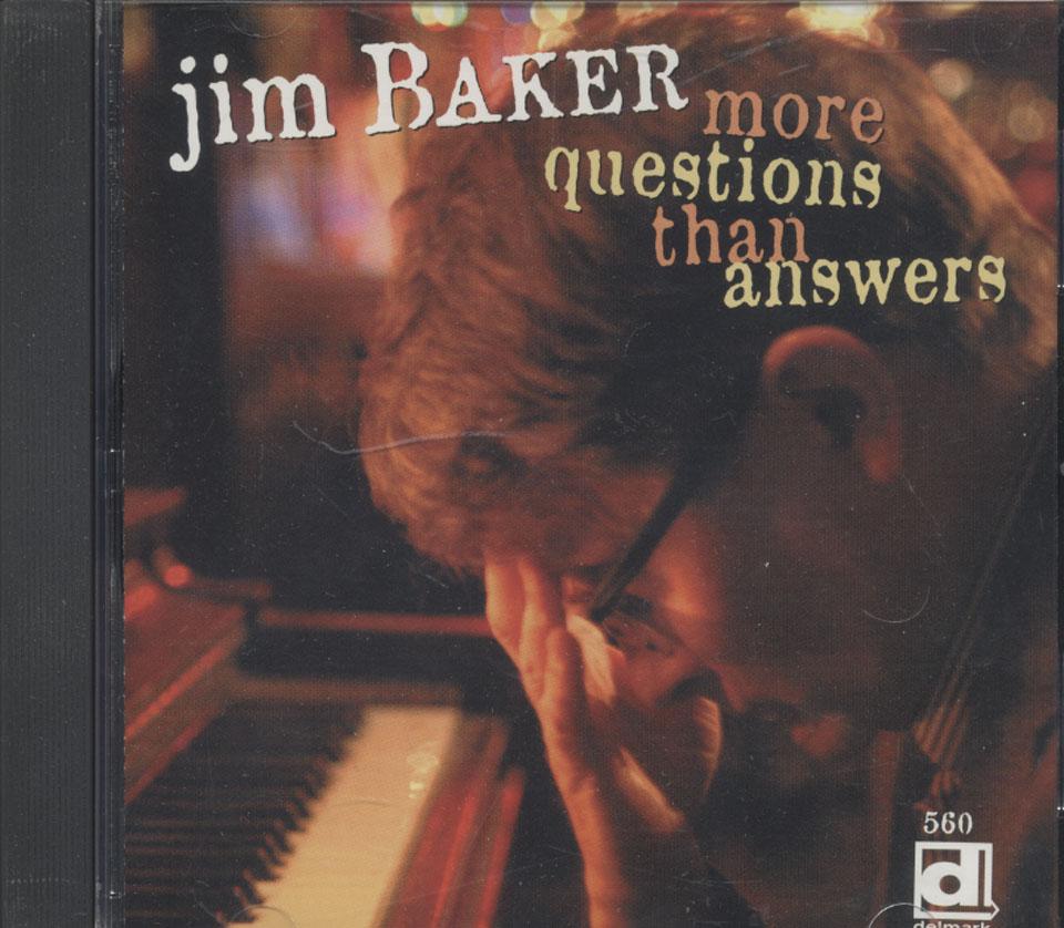 Jim Baker CD