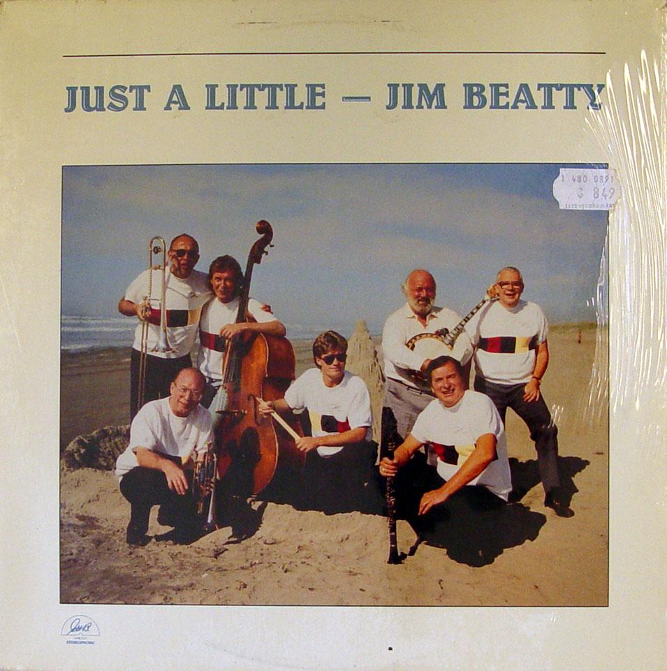 """Jim Beatty Vinyl 12"""" (New)"""
