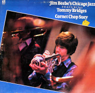 "Jim Beebe's Chicago Jazz Vinyl 12"" (Used)"