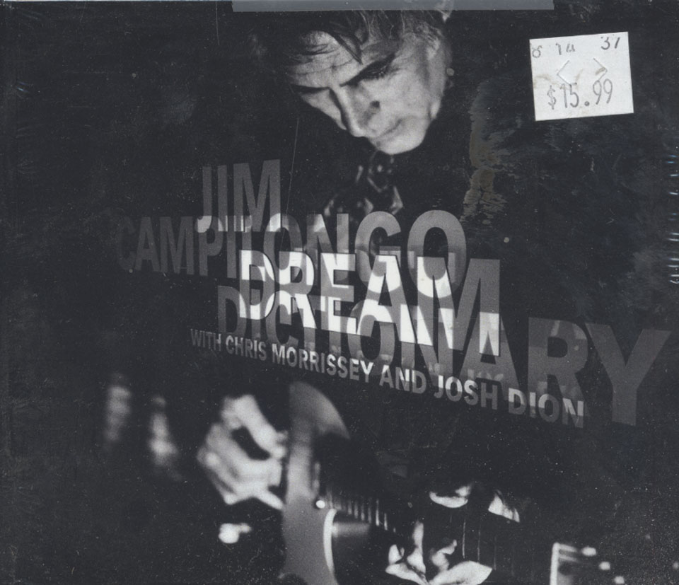 Jim Campilongo CD