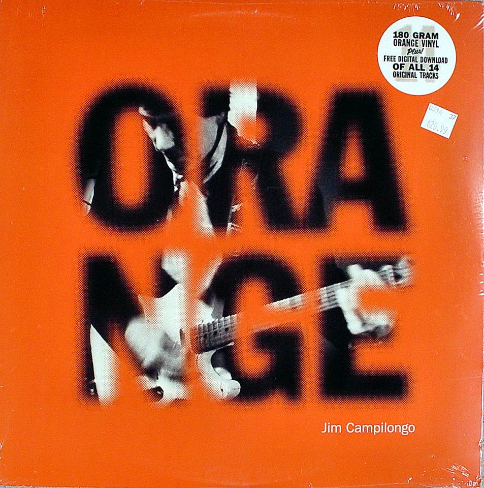 "Jim Campilongo Vinyl 12"" (New)"