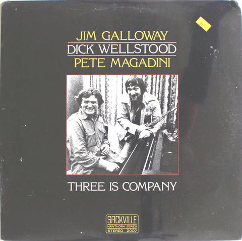 "Jim Galloway Vinyl 12"" (New)"