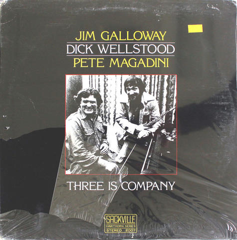"Jim Galloway Vinyl 12"" (Used)"