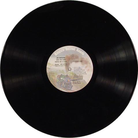 "Jim Kweskin And The Kids Vinyl 12"" (Used)"
