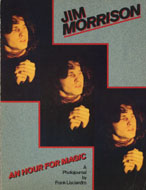 Jim Morrison: An Hour For Magic Book