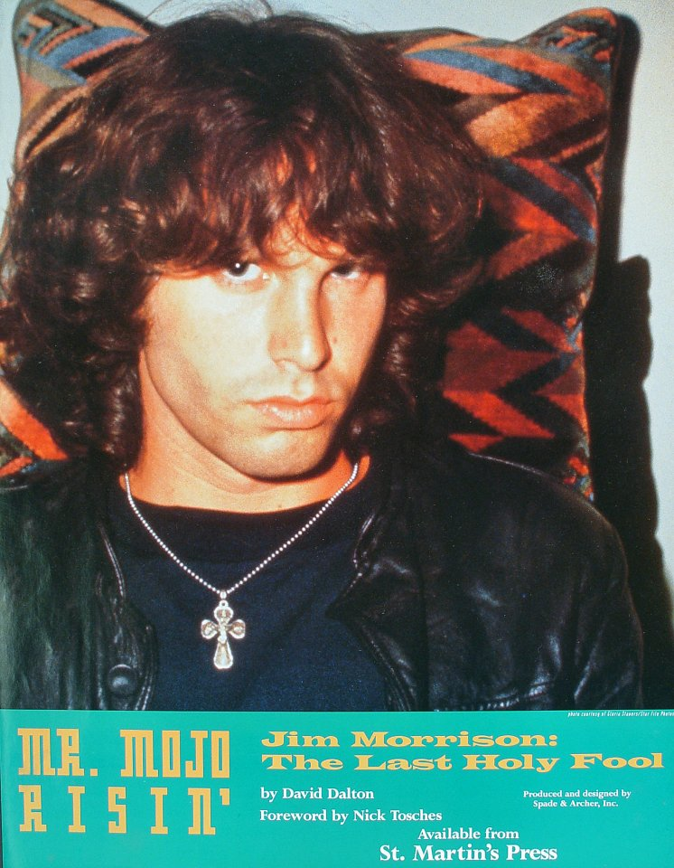 Jim Morrison Poster
