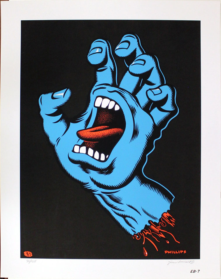 Jim Phillips Poster