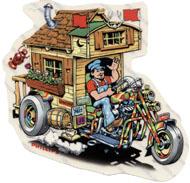 Jim Phillips Sticker