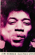 Jimi Hendrix: Electric Gypsy Book