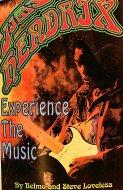 Jimi Hendrix Experience The Music Book
