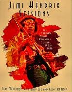 Jimi Hendrix: Sessions Book