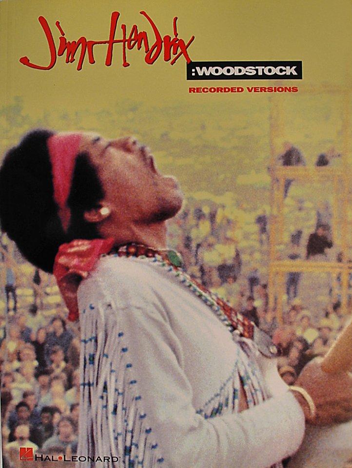 Jimi Hendrix: Woodstock