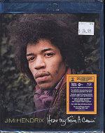 Jimi Hendrix Blu-Ray
