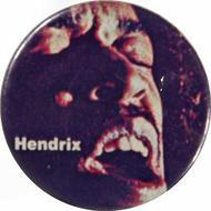 Jimi Hendrix Pin