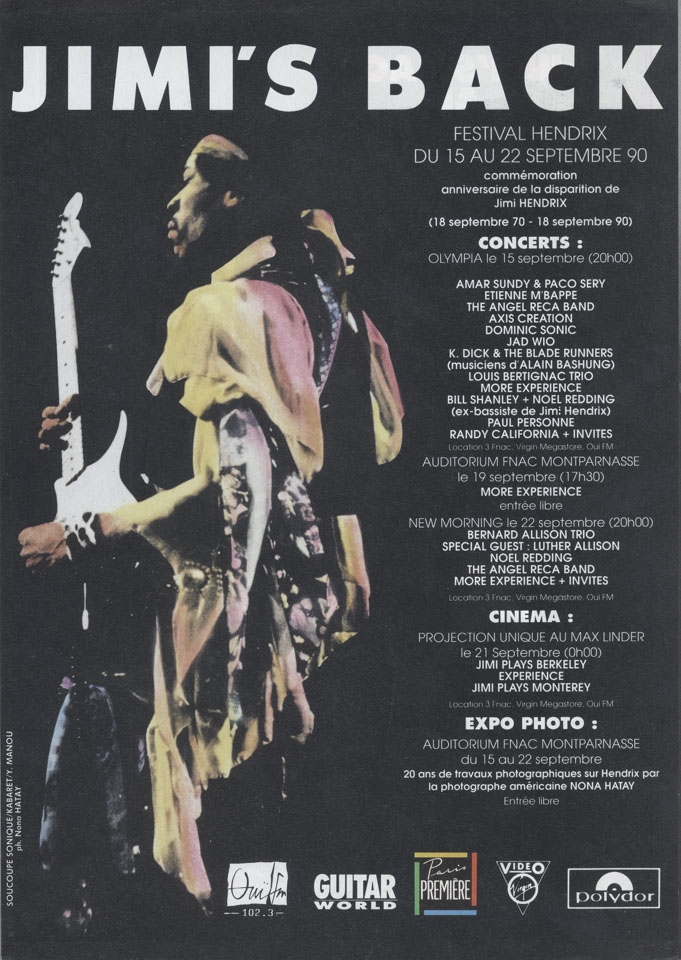 Jimi Hendrix Program