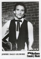 Jimmie Dale Gilmore Promo Print