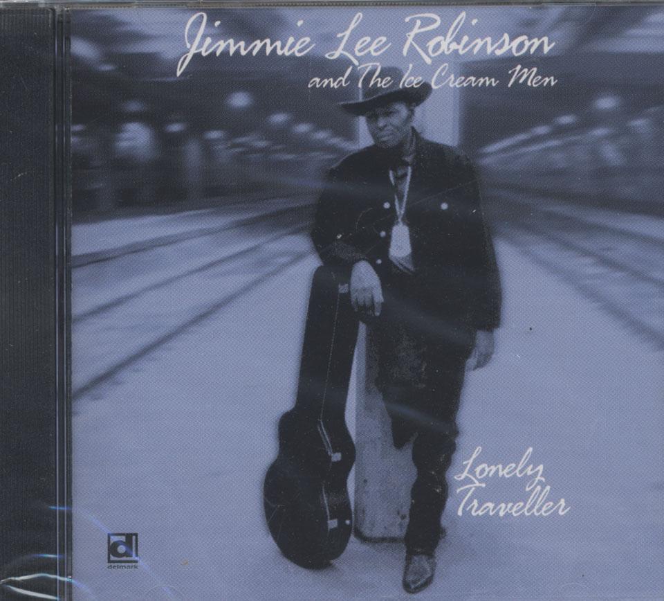 Jimmie Lee Robinson & The Ice Cream Men CD