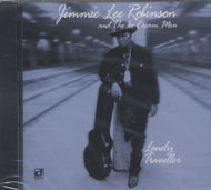 Jimmie Lee Robinson & The Ice Cream Men CD