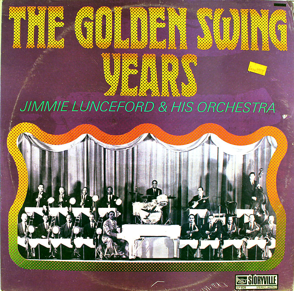 "Jimmie Lunceford & His Orchestra Vinyl 12"" (New)"