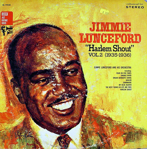 "Jimmie Lunceford Vinyl 12"" (Used)"