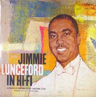 """Jimmie Lunceford Vinyl 12"""" (Used)"""
