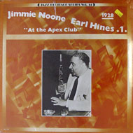 """Jimmie Noone / Earl Hines Vinyl 12"""" (New)"""